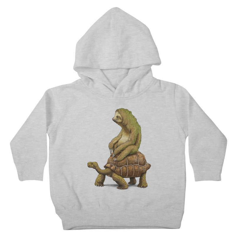 Speed is Relative Kids Toddler Pullover Hoody by joshbillings's Artist Shop