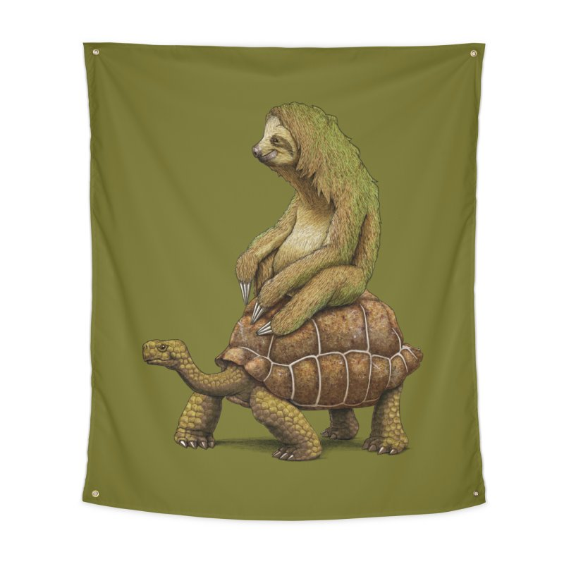 Speed is Relative Home Tapestry by joshbillings's Artist Shop