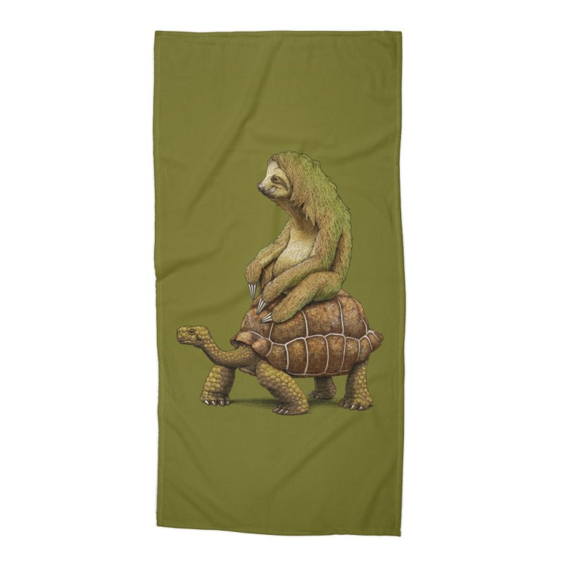 Speed is Relative Accessories Beach Towel by joshbillings's Artist Shop