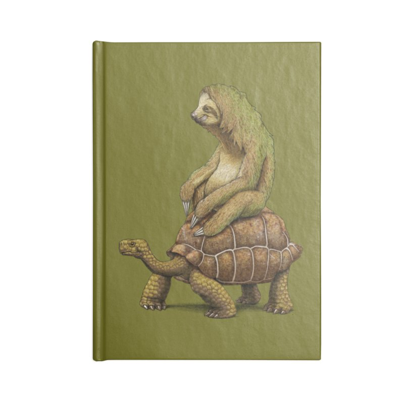 Speed is Relative Accessories Lined Journal Notebook by joshbillings's Artist Shop