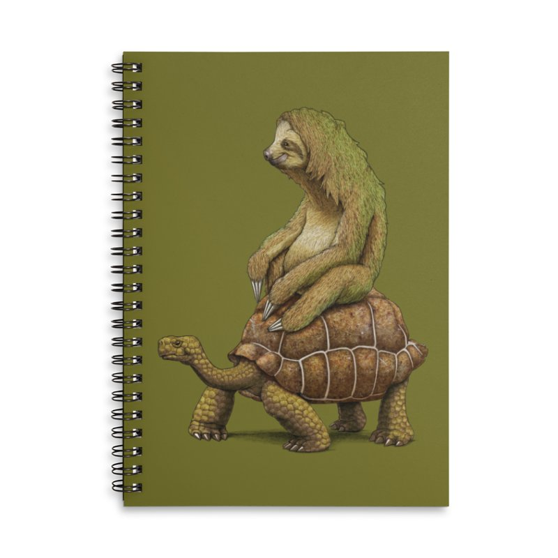 Speed is Relative Accessories Notebook by joshbillings's Artist Shop