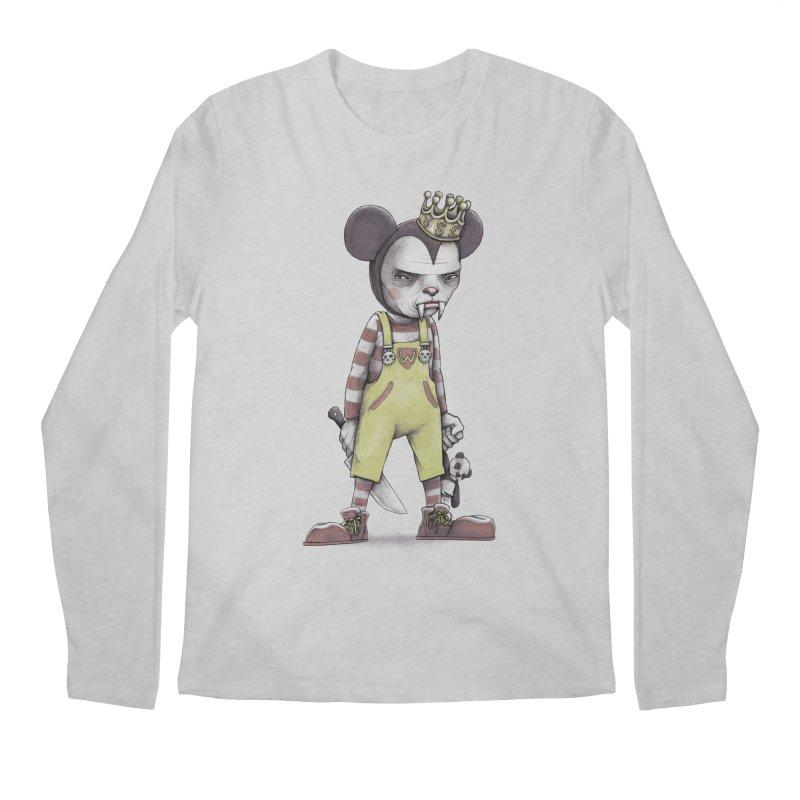 Child Vampire Men's Longsleeve T-Shirt by joshbillings's Artist Shop