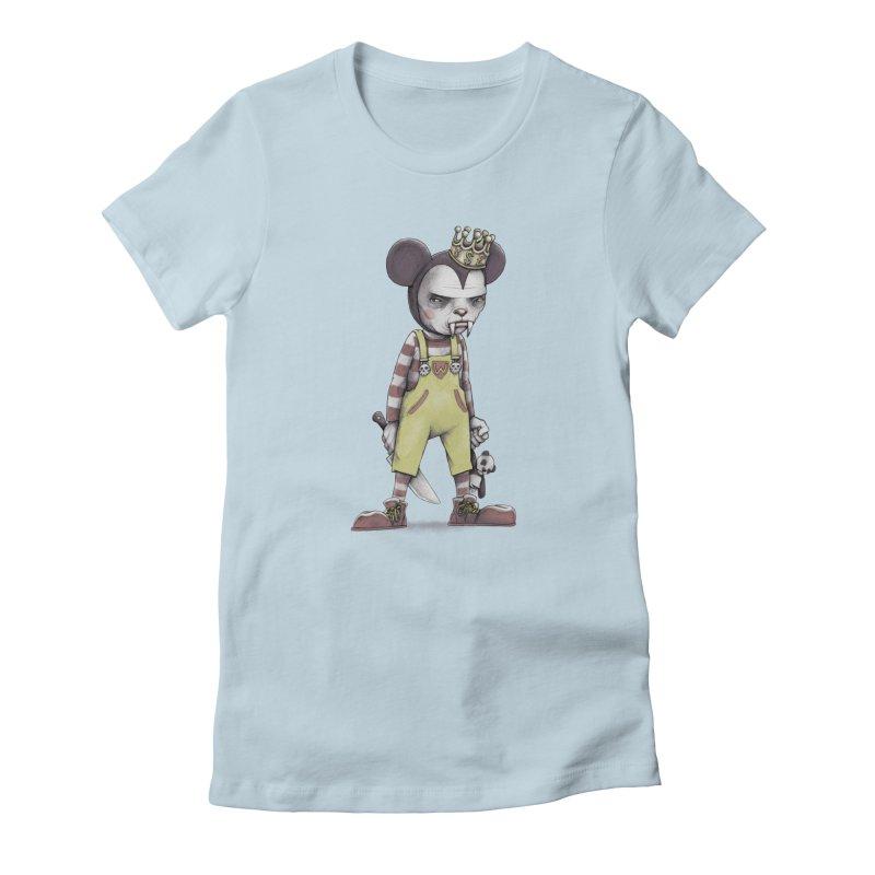 Child Vampire Women's T-Shirt by joshbillings's Artist Shop