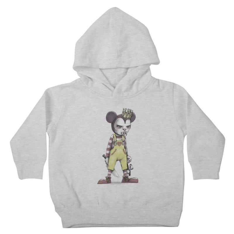 Child Vampire Kids Toddler Pullover Hoody by joshbillings's Artist Shop