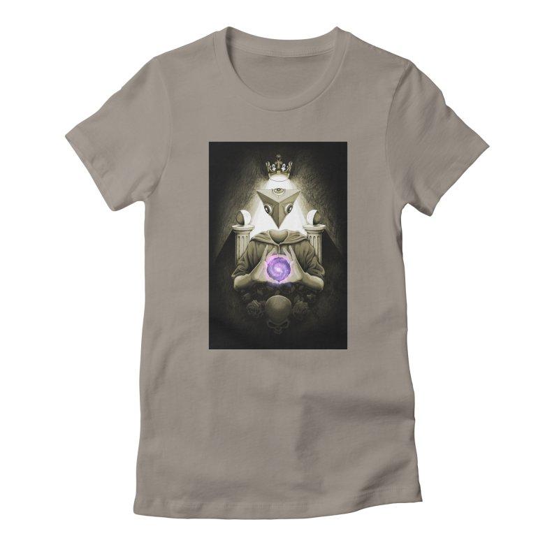 Power of Now Women's T-Shirt by joshbillings's Artist Shop