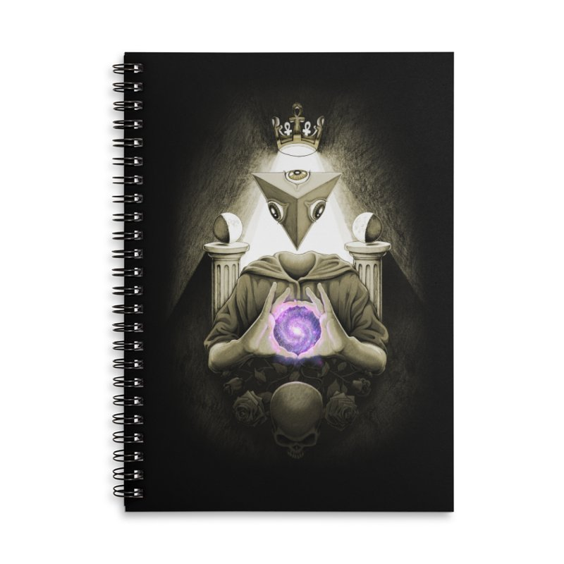 Power of Now Accessories Notebook by joshbillings's Artist Shop
