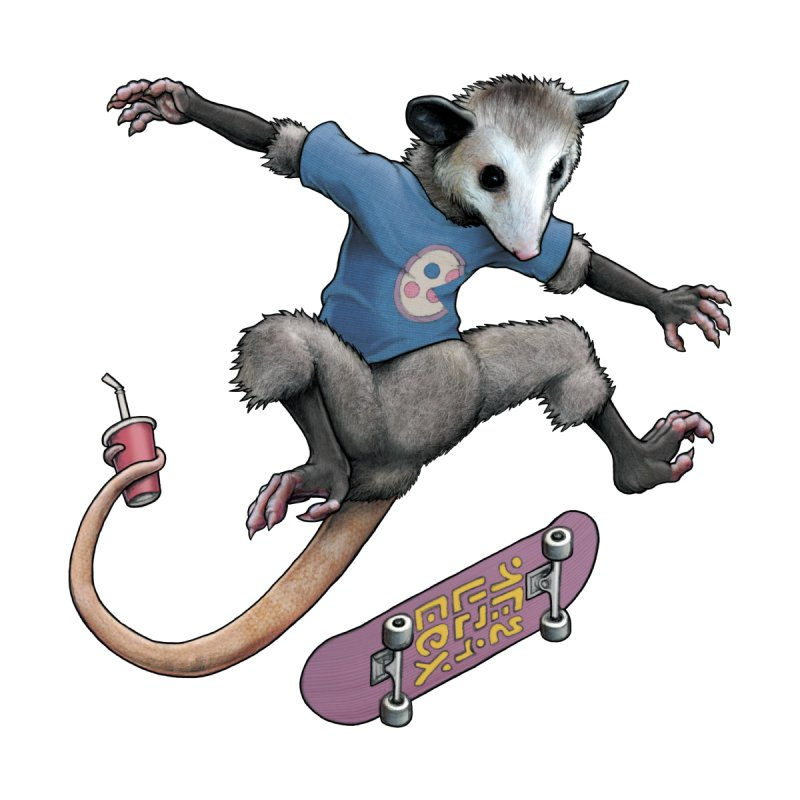Awesome Possum Kids T-Shirt by joshbillings's Artist Shop