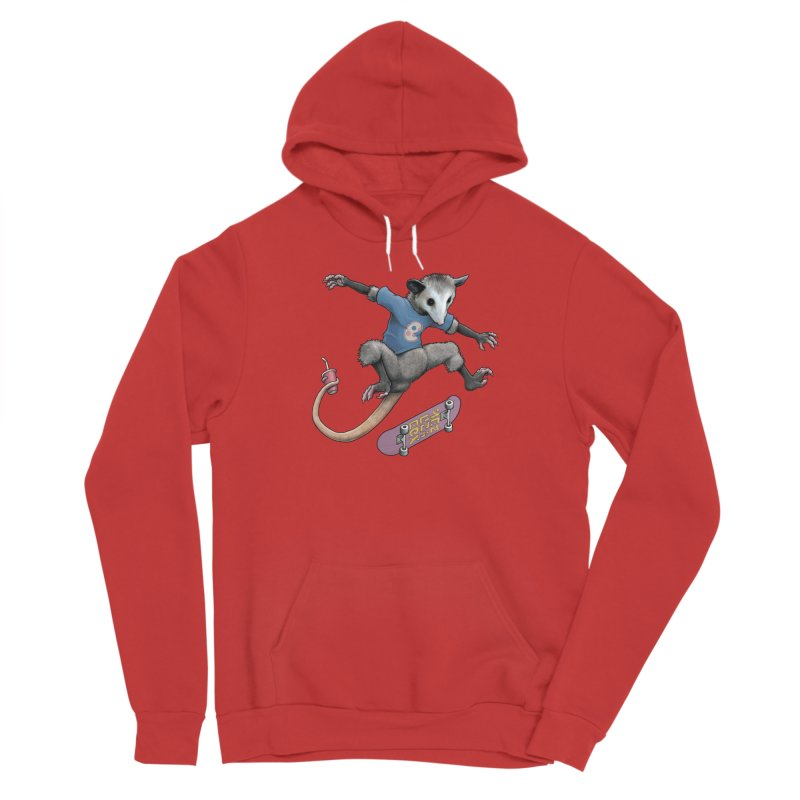 Awesome Possum Men's Pullover Hoody by joshbillings's Artist Shop