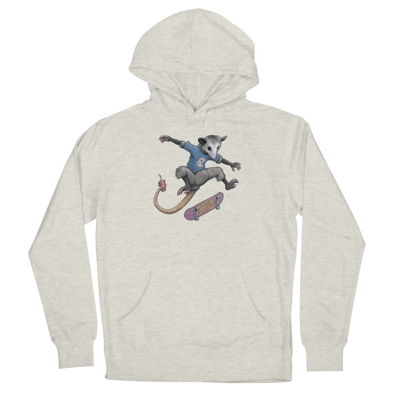 Awesome Possum Women's Pullover Hoody by joshbillings's Artist Shop