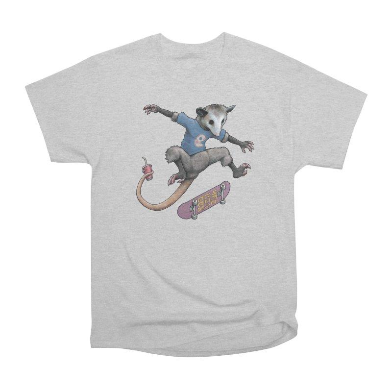 Awesome Possum Women's Heavyweight Unisex T-Shirt by joshbillings's Artist Shop