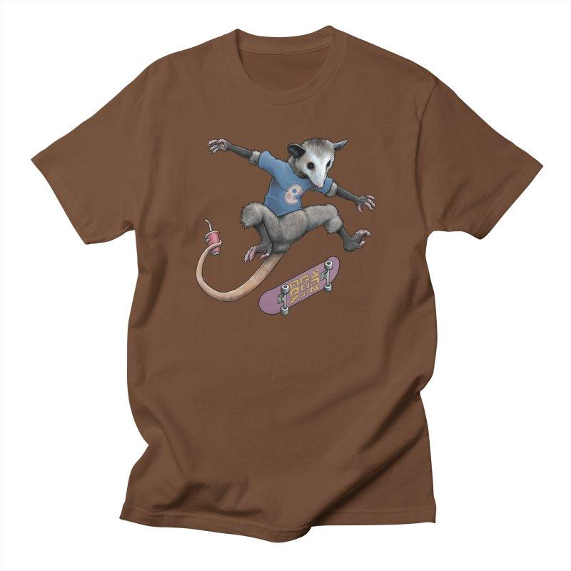 Awesome Possum Women's Regular Unisex T-Shirt by joshbillings's Artist Shop