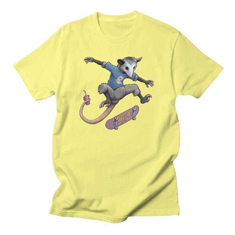 Awesome Possum Women's T-Shirt by joshbillings's Artist Shop