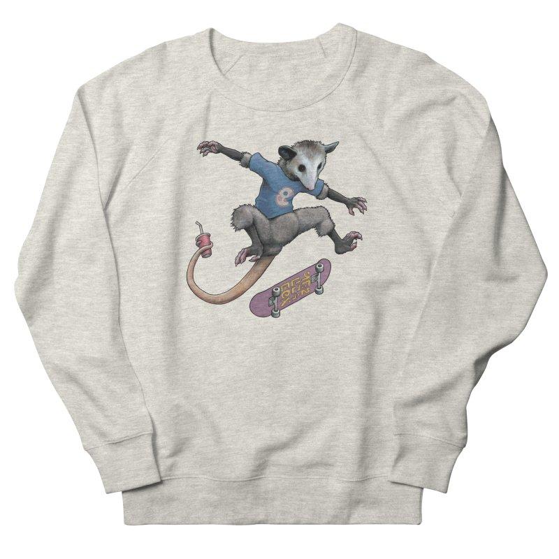 Awesome Possum Men's Sweatshirt by joshbillings's Artist Shop