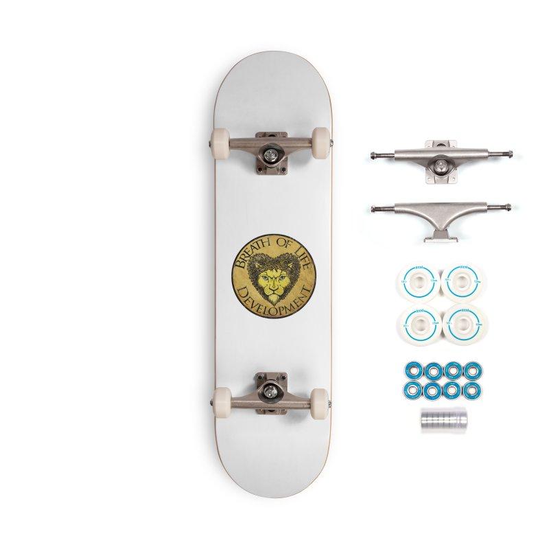 Breath Of Life Development Accessories Complete - Basic Skateboard by Breath of Life Development Merch Shop
