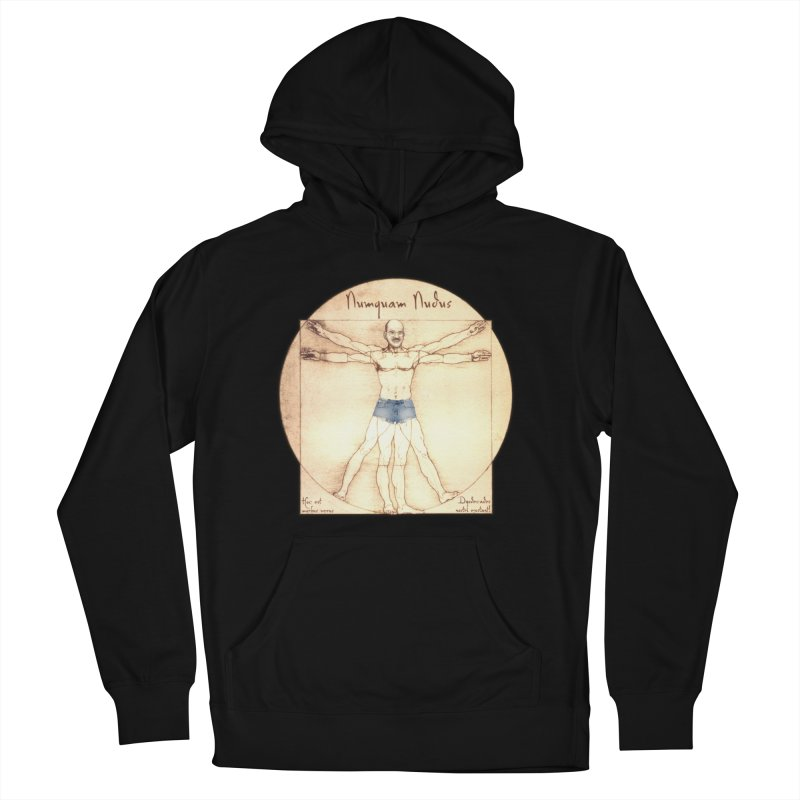 Never Nude Women's Pullover Hoody by Breath of Life Art Studio Shop