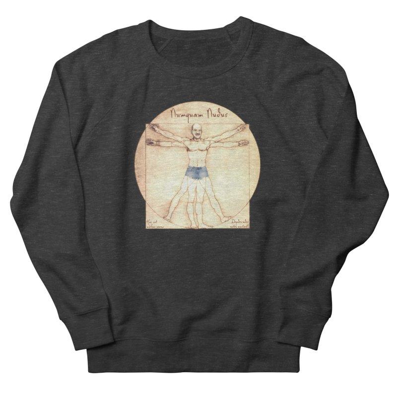 Never Nude Women's Sweatshirt by joshforeman's Artist Shop