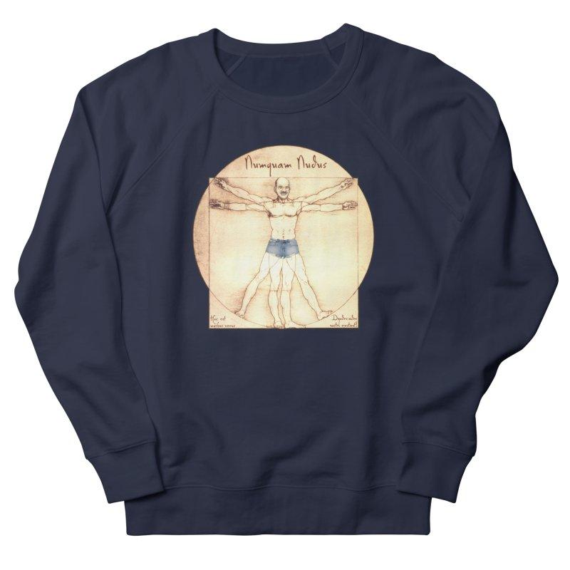 Never Nude Women's Sweatshirt by Breath of Life Art Studio Shop