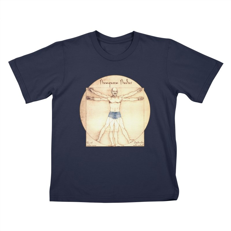 Never Nude Kids T-Shirt by Breath of Life Art Studio Shop
