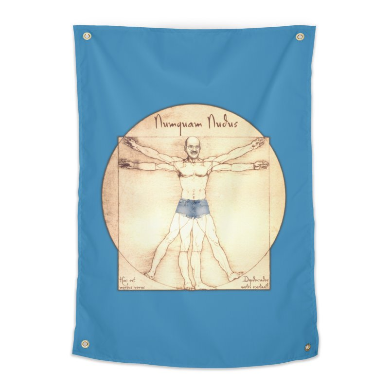 Never Nude Home Tapestry by Breath of Life Development Merch Shop
