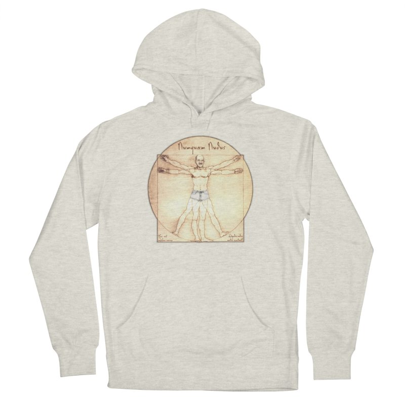Never Nude (Matching Shorts) Women's Pullover Hoody by joshforeman's Artist Shop