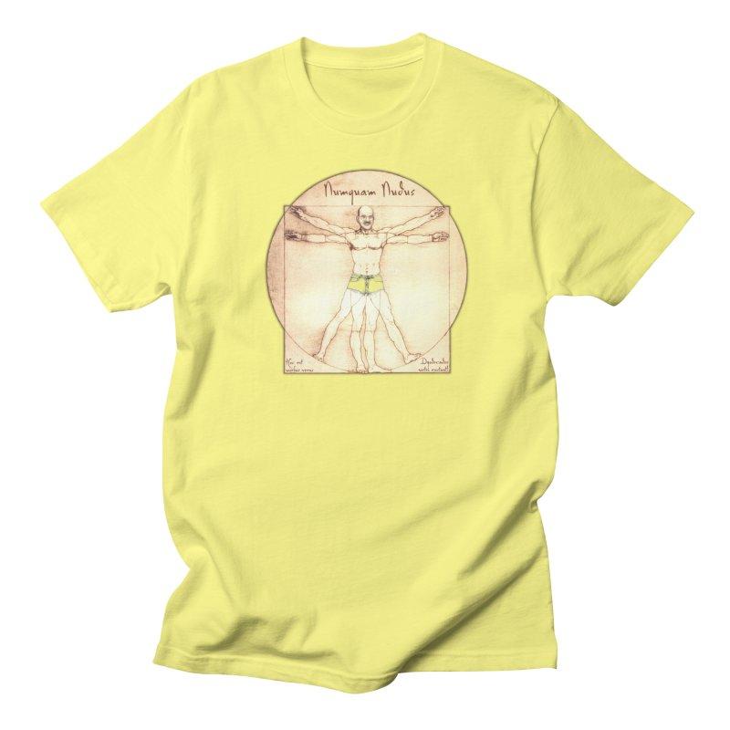 Never Nude (Matching Shorts) Men's Regular T-Shirt by Breath of Life Development Merch Shop