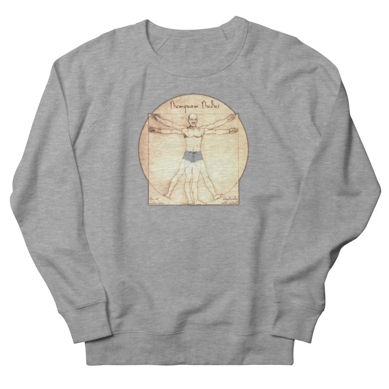 Never Nude (Matching Shorts) Women's Sweatshirt by Breath of Life Art Studio Shop