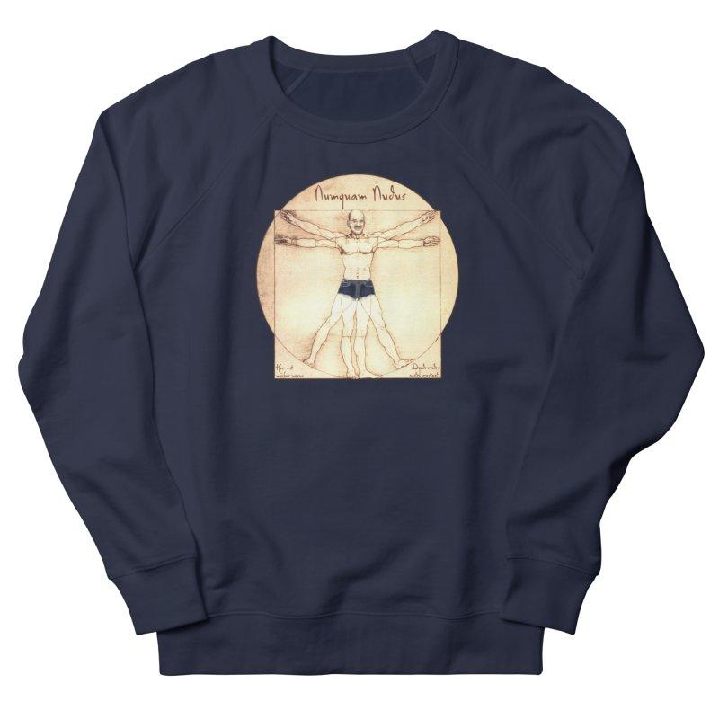 Never Nude (Matching Shorts) Women's Sweatshirt by Breath of Life Art Studio Shop