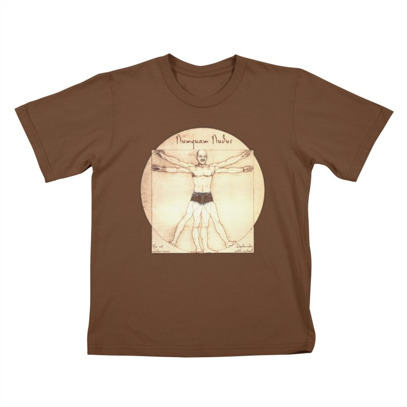 Never Nude (Matching Shorts) Kids T-Shirt by Breath of Life Art Studio Shop