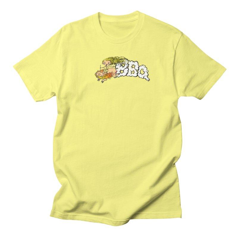 BBQ Men's Regular T-Shirt by Breath of Life Development Merch Shop