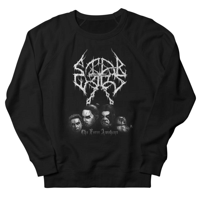The Kvlt Awakens Men's Sweatshirt by Breath of Life Art Studio Shop