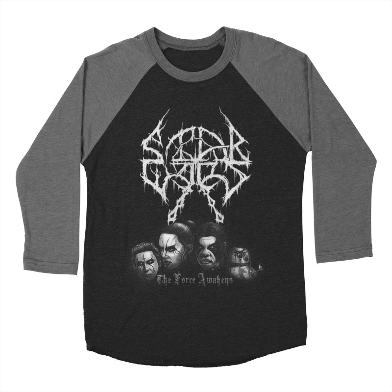 The Kvlt Awakens Women's Baseball Triblend Longsleeve T-Shirt by Breath of Life Development Merch Shop