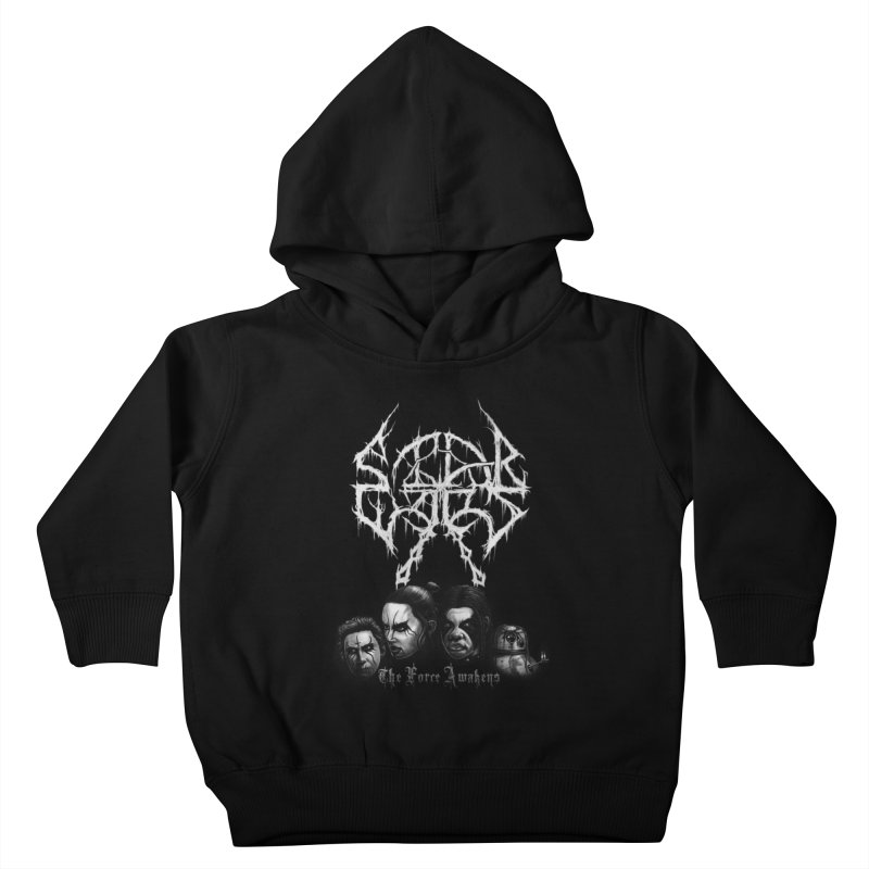 The Kvlt Awakens Kids Toddler Pullover Hoody by Breath of Life Art Studio Shop