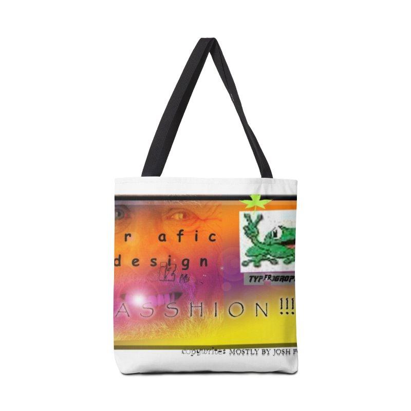 Gra fic design Passhion!!! Accessories Bag by Breath of Life Art Studio Shop