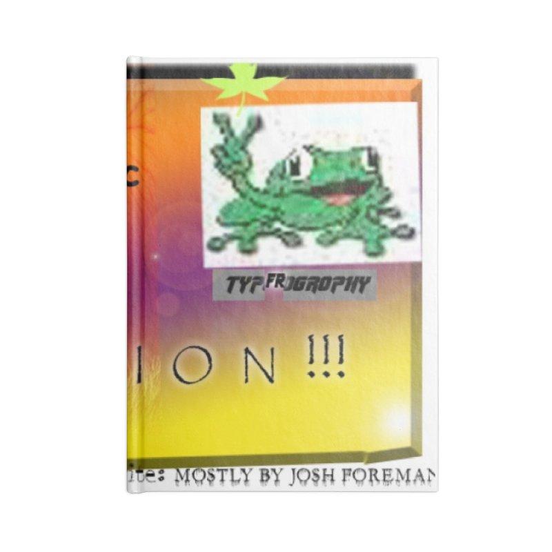 Gra fic design Passhion!!! Accessories Lined Journal Notebook by Breath of Life Development Merch Shop