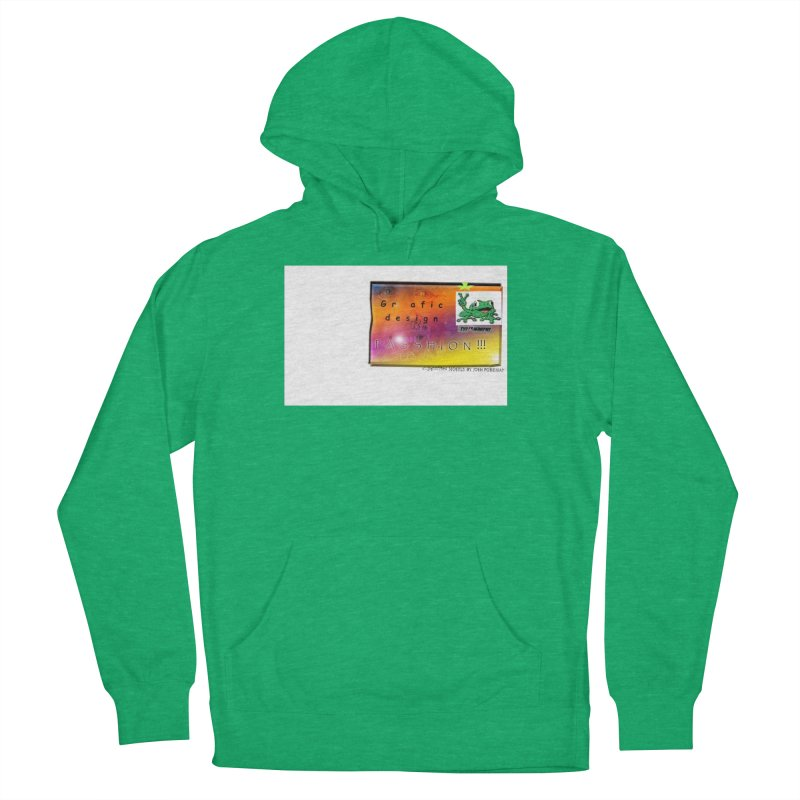Gra fic design Passhion!!! Men's Pullover Hoody by Breath of Life Art Studio Shop