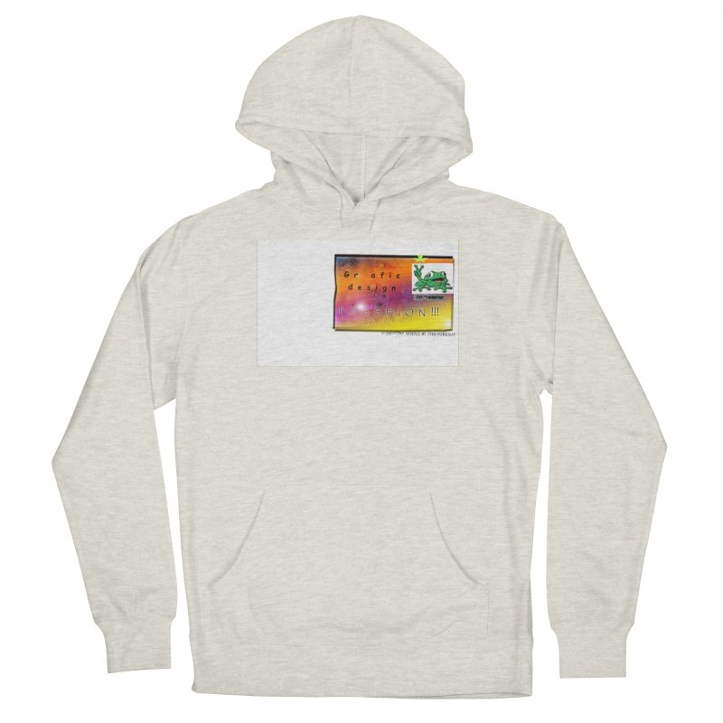 Gra fic design Passhion!!! Men's Pullover Hoody by Breath of Life Art Studio Shop