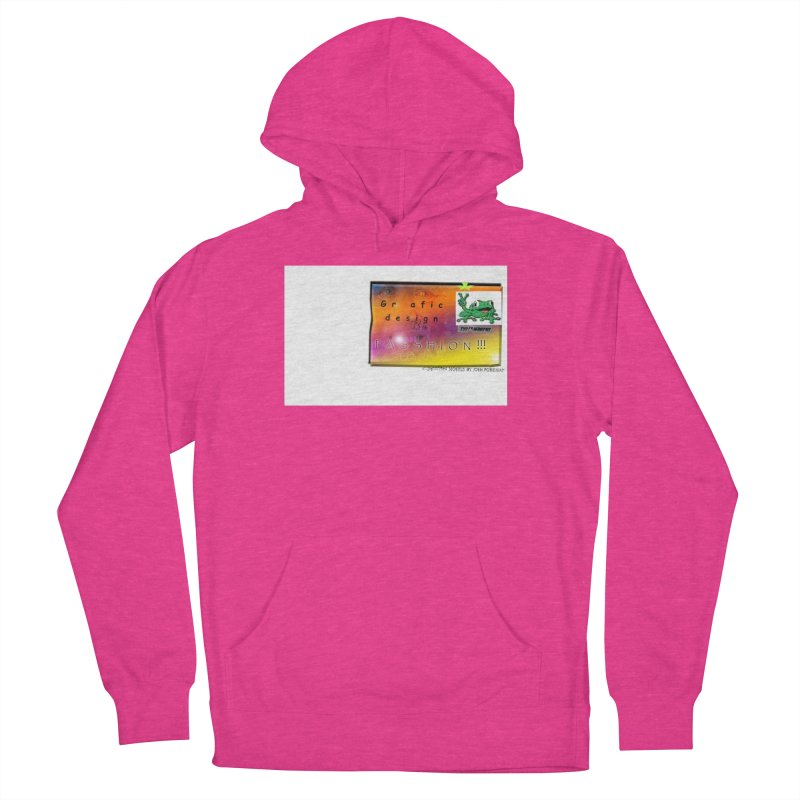 Gra fic design Passhion!!! Men's French Terry Pullover Hoody by Breath of Life Development Merch Shop