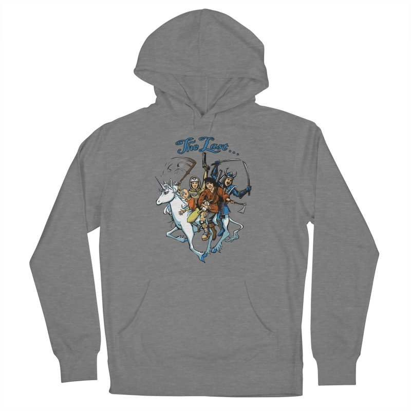 The Last Of Everything Men's French Terry Pullover Hoody by Breath of Life Development Merch Shop