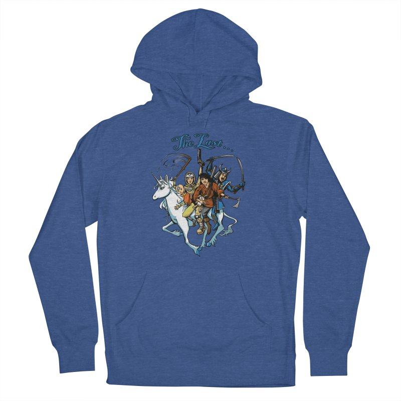 The Last Of Everything Men's Pullover Hoody by joshforeman's Artist Shop