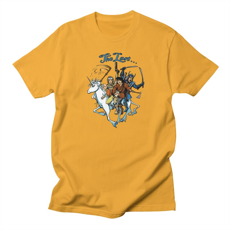 The Last Of Everything Men's T-Shirt by Breath of Life Art Studio Shop