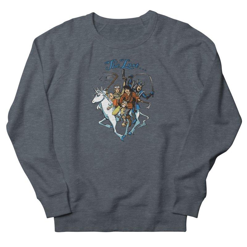 The Last Of Everything Women's Sweatshirt by joshforeman's Artist Shop