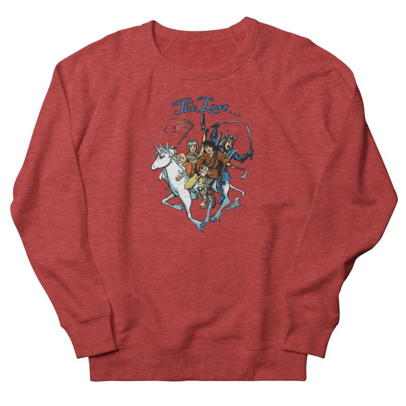 The Last Of Everything Men's Sweatshirt by Breath of Life Art Studio Shop