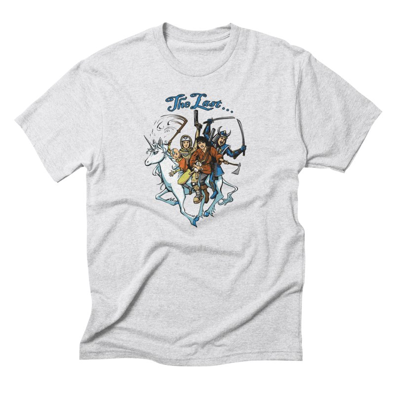 The Last Of Everything Men's Triblend T-shirt by Breath of Life Art Studio Shop