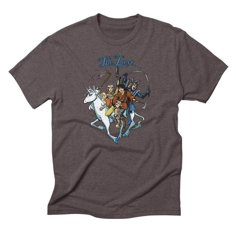 The Last Of Everything Men's Triblend T-shirt by joshforeman's Artist Shop