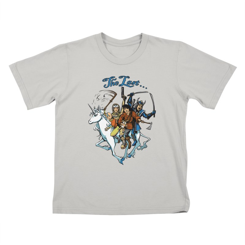 The Last Of Everything Kids T-Shirt by Breath of Life Art Studio Shop