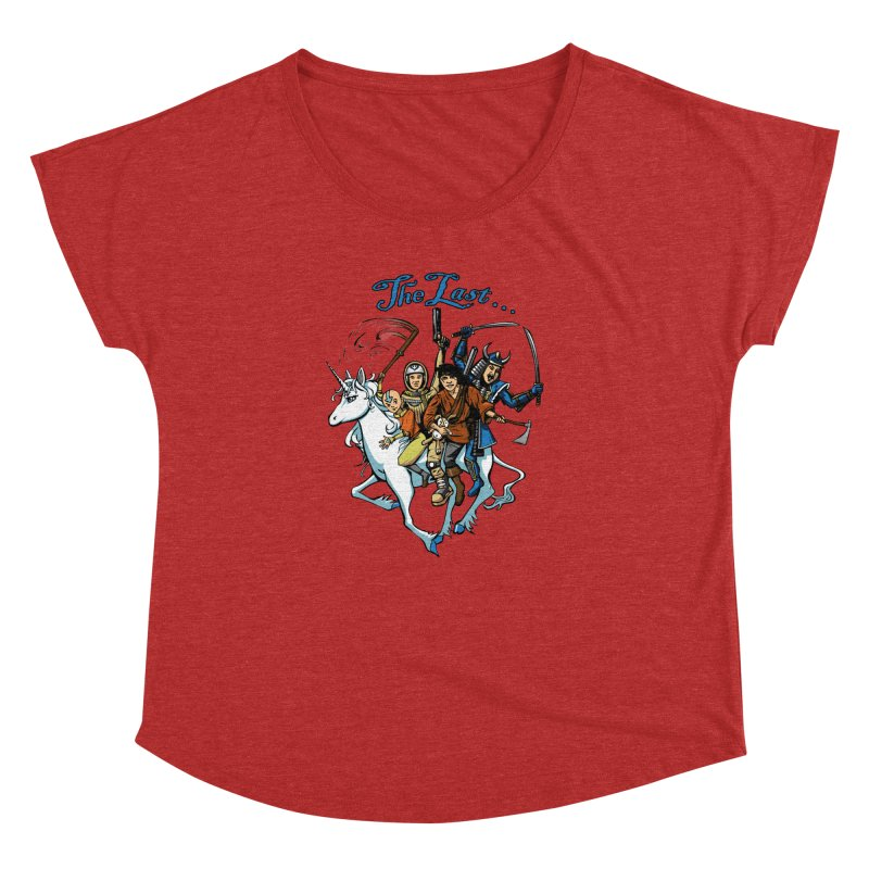 The Last Of Everything Women's Dolman by Breath of Life Art Studio Shop