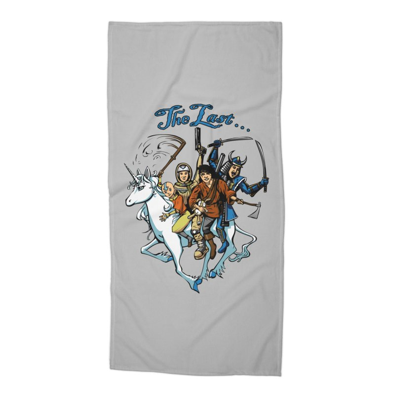The Last Of Everything Accessories Beach Towel by Breath of Life Development Merch Shop