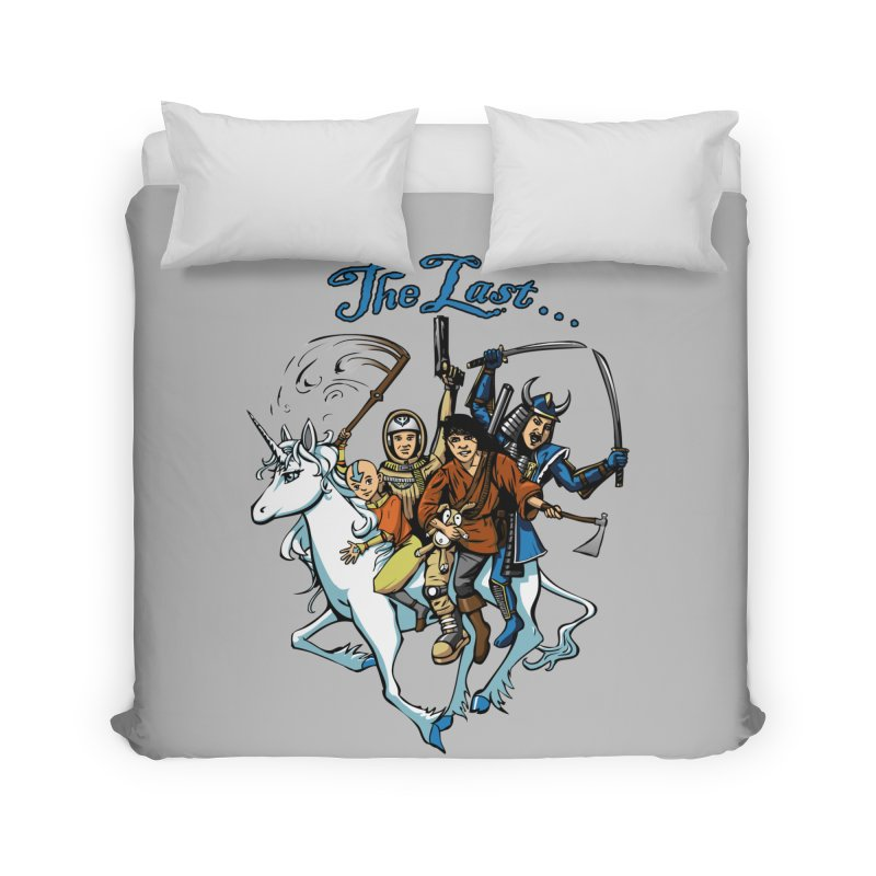 The Last Of Everything Home Duvet by Breath of Life Art Studio Shop