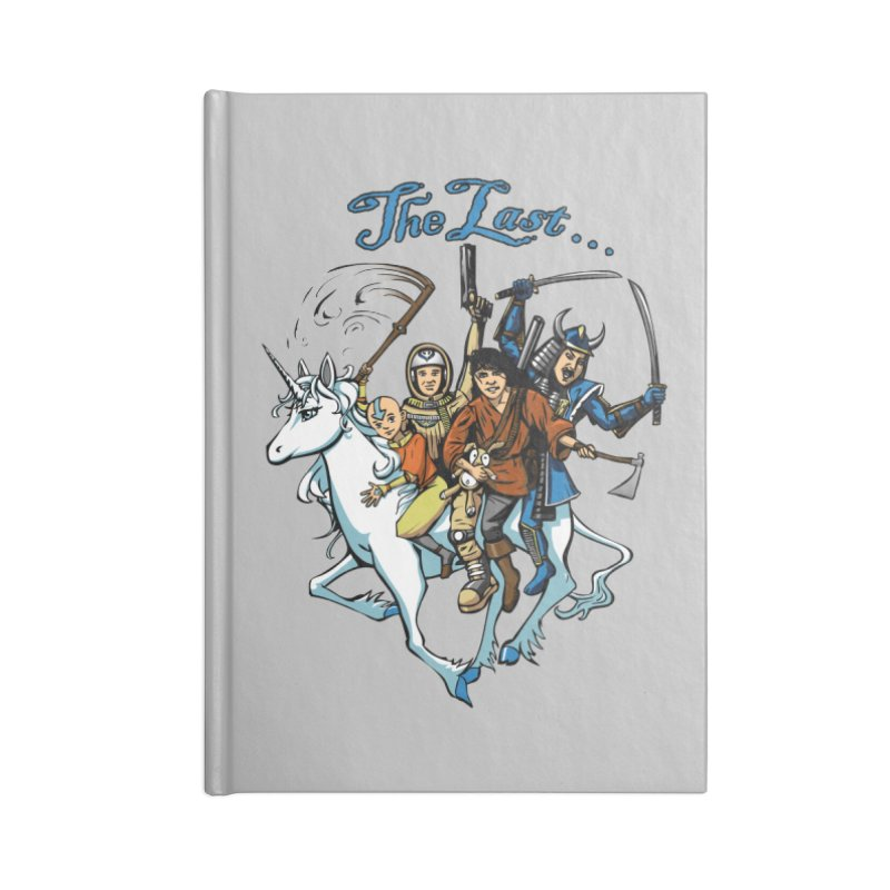 The Last Of Everything Accessories Lined Journal Notebook by Breath of Life Development Merch Shop