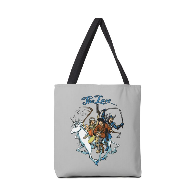 The Last Of Everything Accessories Bag by Breath of Life Art Studio Shop